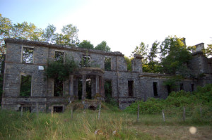 Present Day Ruins