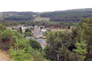 Cannich Village