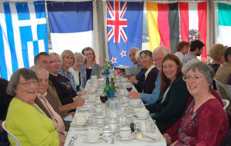 The American Table at the Guisachan Gala
