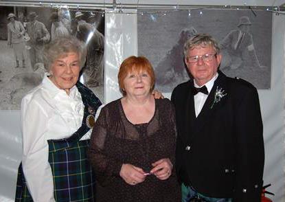 Joy Viola, Doreen McGugan, and John McGugan